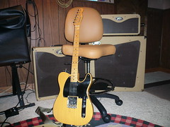 Sound Seat From J.R. Baker / 52 Tele (soundseat.com) (Old & In The Way) Tags: from baker seat jr fender sound jrbaker soundseat soundseatcom