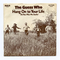 The Guess Who (Don3rdSE) Tags: music rock vinyl retro cover record 70s sleeve oldie 45rpm don3rdse nlvdon