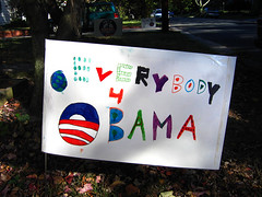 Everybody 4 Obama