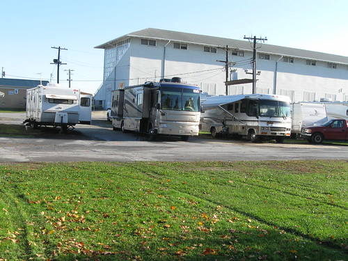 RV users Club meets at Great Frederick FairGrounds in MD
