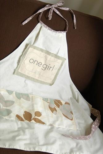 market apron
