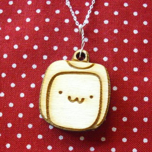 Tofu Baby charm