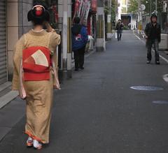 Ichiraku (Dominik Anita) Tags: kyoto maiko geisha kimono pontocho