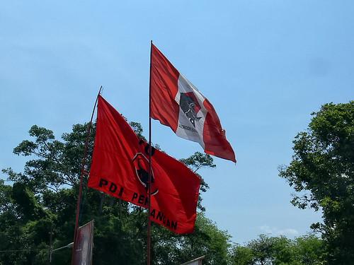 bendera partai
