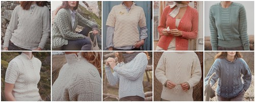 "Favourites from ""Country Weekend Knits"""