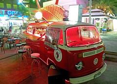 Volka Bar, Chaweng Beach (GluehweinEffects) Tags: beer bar volkswagen thailand pub nikon october asia kohsamui chaweng van cocktails 2008 barart volka d80 kombie