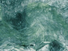 free texture- entrance (Eddi van W.) Tags: blue texture water aqua handmade textures creativecommons texturesonly