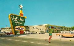 Postcard Series 2 (Netherland Art) Tags: vintage postcard skateboard