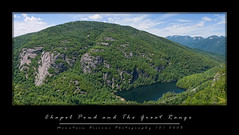 Chapel Pond Panorama - Adirondack Forest Preserve (Mountain Visions) Tags: pentax c 2008 aficionados k20d mountainvisions pentaxsmcpda35mmf28