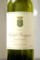 2003 Castel Ruggero Chianti Classico