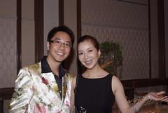 真矢みき( mayamiki,Satomiki) and KenChong