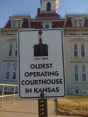 Oldest Operating Courthouse in Kansas