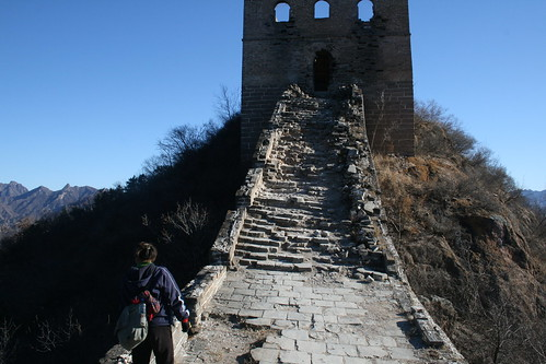 great wall of china history