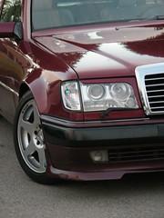 Mercedes-Benz 500E ( New LooK )