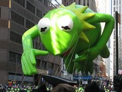 Kermit the Frog Balloon