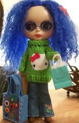 Zena, shopping