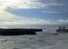 the face of sky & sea (ツMaaar) Tags: bali fishing wave echobeach solbeach canggu