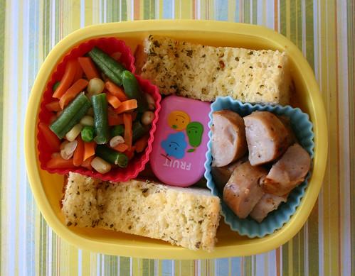 Preschool Bento #115: December 10, 2008