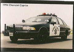 CHP Chevrolet Caprice - 1994 (MR38) Tags: bw chevrolet car vintage highway police chp patrol caprice