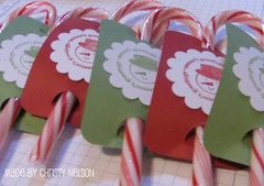 candy cane wrappers