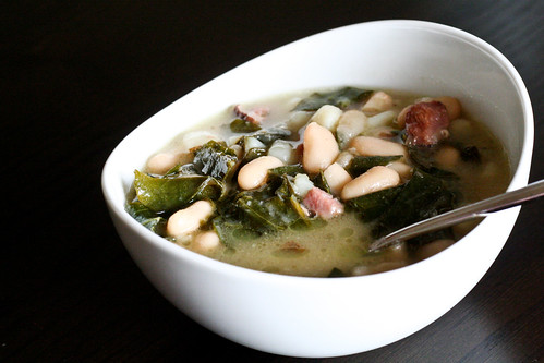 Spanish Comfort Food: Caldo Gallego