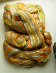 Threshing Barn Merino silk