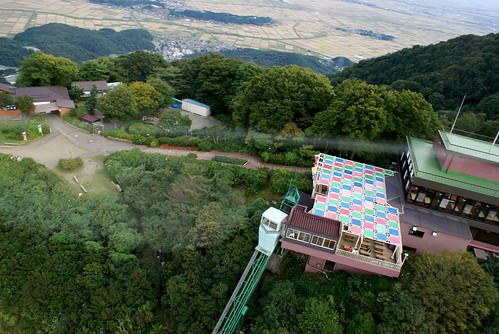 弥彦のパノラマタワー