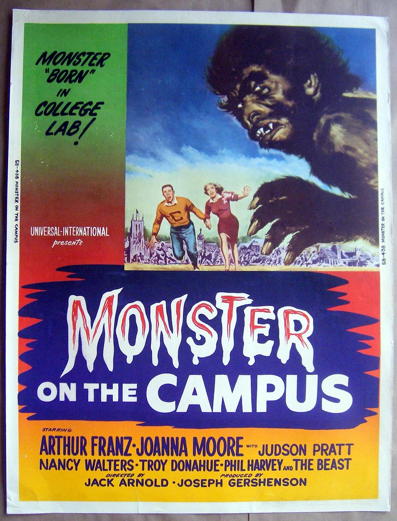 monsteroncampus