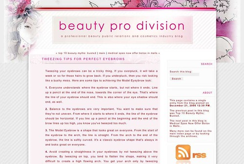 "Beauty Pro Division • <a style=""font-size:0.8em;"" href=""http://www.flickr.com/photos/13938120@N00/3513460769/"" target=""_blank"">View on Flickr</a>"