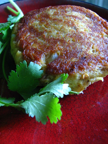 West Indies Salmon Cakes