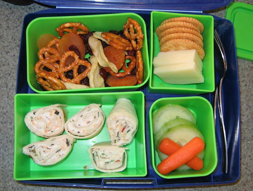 Bento Box Lunch 11/02/09