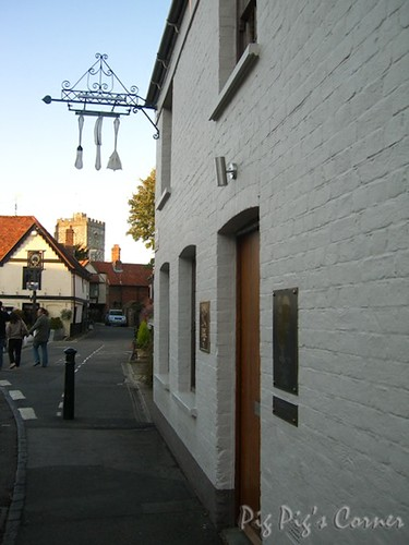 the fat duck, bray 35