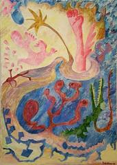 flussi-in-essere (micksabatino) Tags: arte michele astratto quadri tela acrilico espressionismo pittura sabatino astrattismo