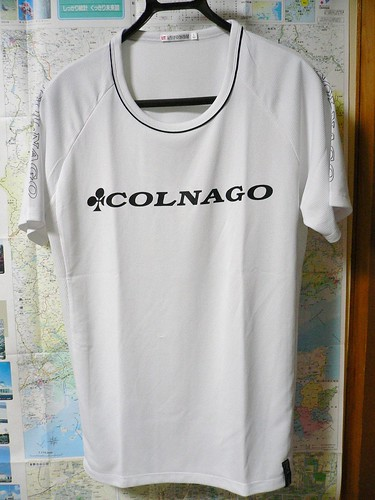 コルナゴTシャツ(ユニクロ) #2