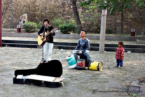 Beijing performer