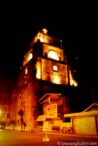LAOAG_sinking church
