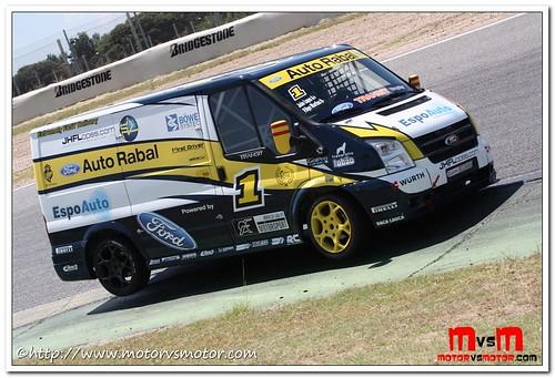Ford Transit Trophy-Jarama
