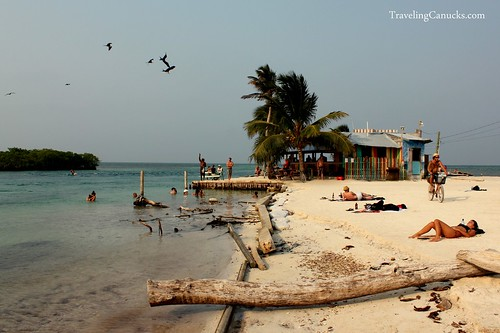 The Split on Caye Caulker, Belize