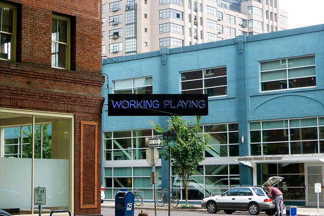 Working / Playing