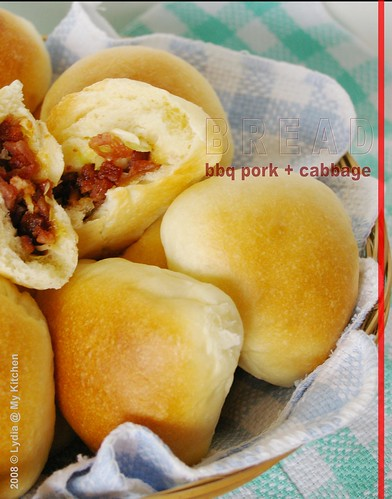 BBQ Pork Bread