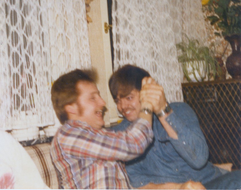 1981 Germany Werner, Marianna's Brother & Brett