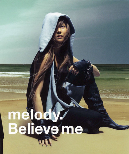 melody. Believe me COVER