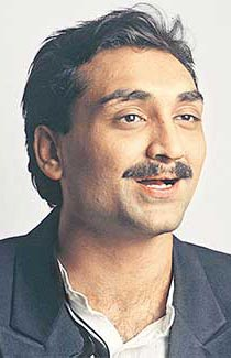 Engaged Rani and Aditya Chopra