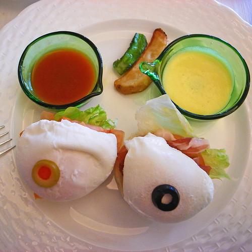 eggs benedict terrace style 1