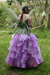 Queen of the May, Posie Fairy (On Gossamer Wings) Tags: posie fairywings queenofthemay spoutwood handmade unique custom fairy costume on gossamer wings faerie ongossamerwings wedding flowergirl recital photographyprop faerywings faeriewings adultfairywings wingmaking adultcostume