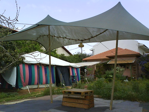 בית עמל, האוהל של אלון ואפרת