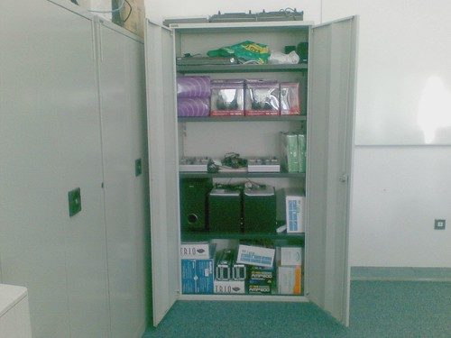 Multimedia Technology Cabinet number 1