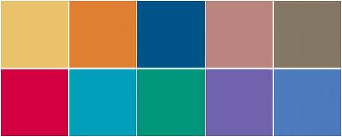 Fall 2008 Colors