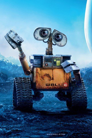 wallpaper para iphone. Wall-e wallpaper para iPhone