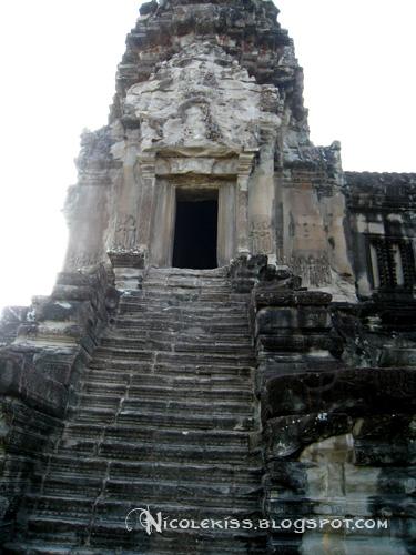 medium stone steps